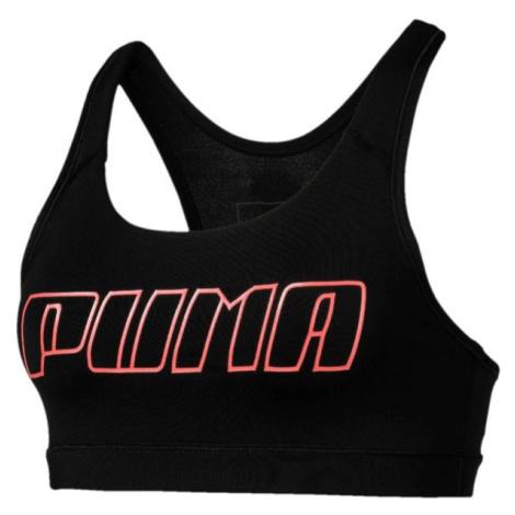 Puma 4KEEP BRA M černá - Dámská podprsenka