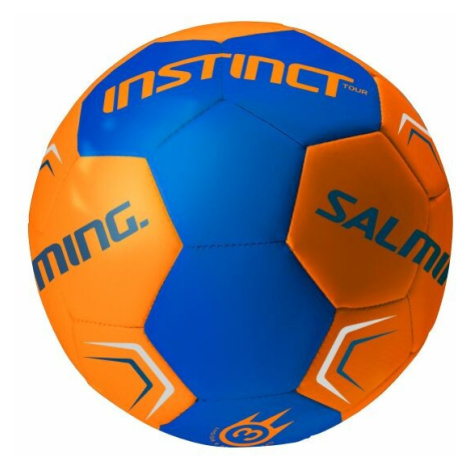 SALMING Instinct Tour Handball Orange/Navy