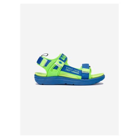 Sandále dětské Lee Cooper Modrá