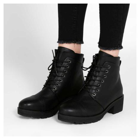 Dakota Boot: černá Pieces