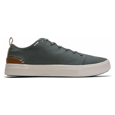 BONSAI GREEN CANVAS MN TRVLO SNEAK Toms