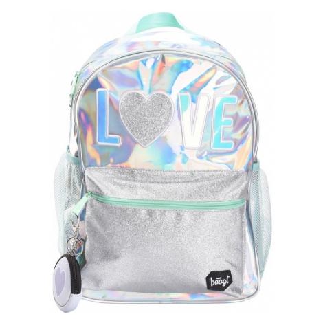 BAAGL Školní batoh Fun Love A-7401 29 l