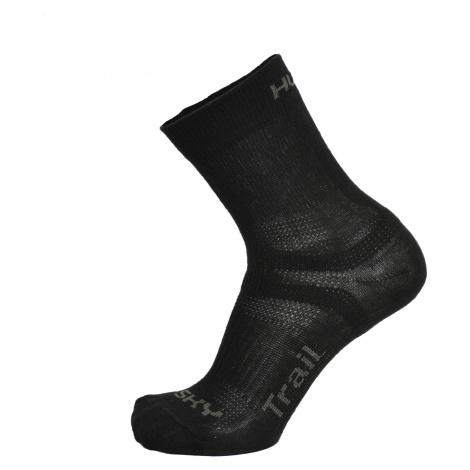 Husky Trail, černá Ponožky