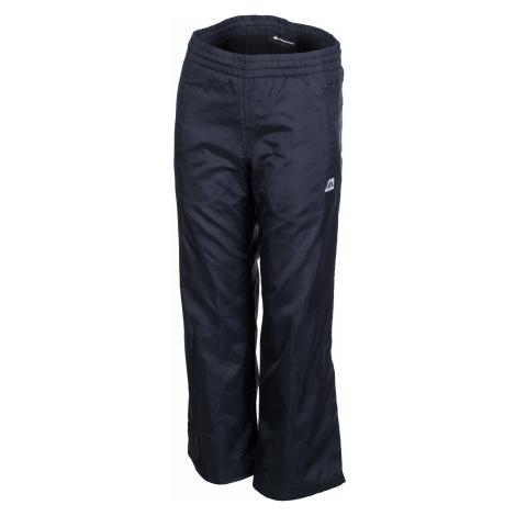 Dětské kalhoty Alpine Pro SESTO INS. - černá