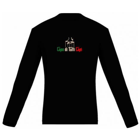 Pánské tričko dlouhý rukáv Capo di tutti Capi