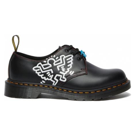 Dr. Martens 1461 x Keith Haring Shoes černé DM26834001 Dr Martens