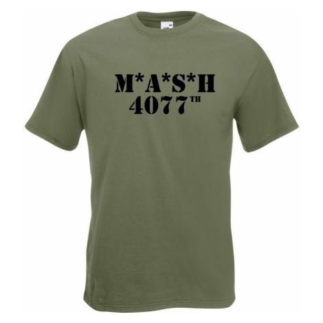 FAN tričko - MASH 4077