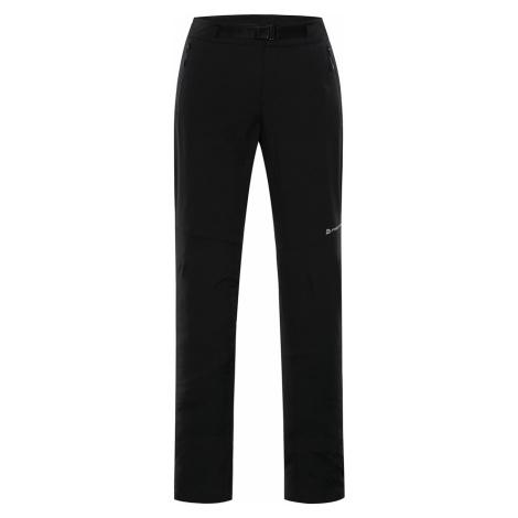 ALPINE PRO MUNIKA 2 Dámské softshellové kalhoty LPAP359990 černá