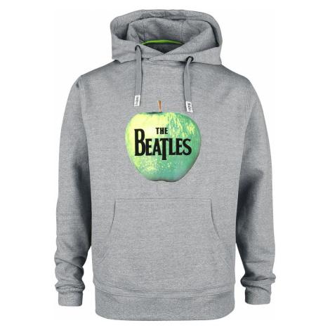The Beatles Apple mikina s kapucí prošedivelá