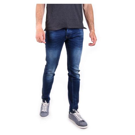 Pepe Jeans pánské tmavě modré džíny Track