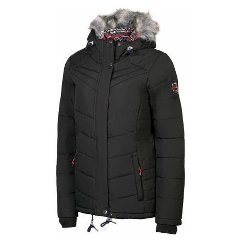 Dámská zimní bunda Alpine Pro ICYBA 2 - černá
