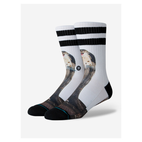 Ponožky Stance Sssteven White Barevná