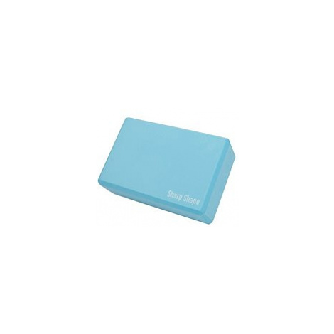 Sharp Shape Yoga block blue