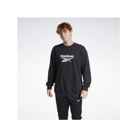 Reebok Classic Classics Vector Crew Sweatshirt Černá