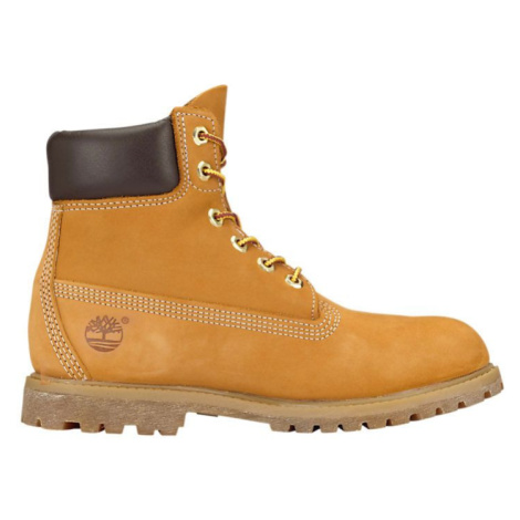 BOTY TIMBERLAND 6in Premium Boot WMS - hnědá