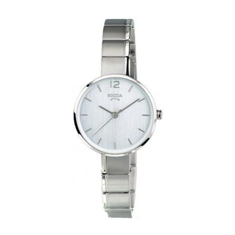 BOCCIA 3308-01, Dámské náramkové hodinky Boccia Titanium