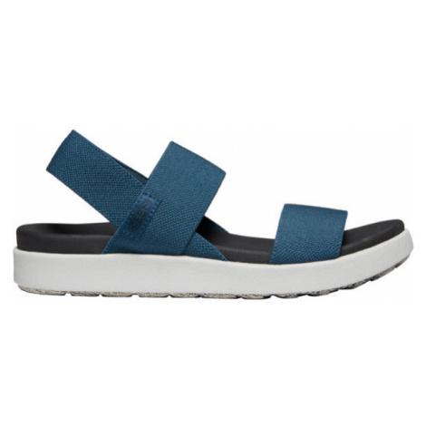 Keen ELLE BACKSTRAP tmavě modrá - Dámské sandály