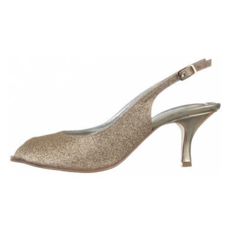 EFFE TRE, Společenská obuv  92006-265-039 zlatá EU 39