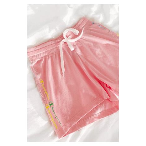 Champion šortky dámské - světle růžová