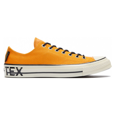 Converse Chuck 70 GORE-TEX Leather High Top oranžové C163228