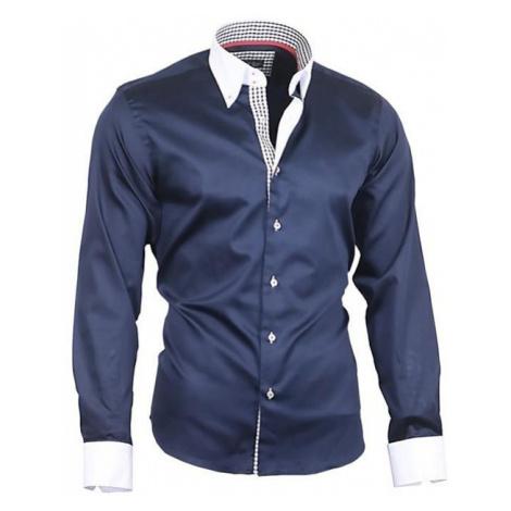 BINDER DE LUXE košile pánská 80804 luxusní satén