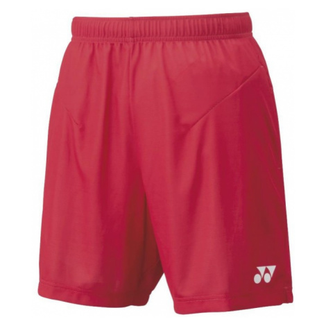 Pánské šortky Yonex 15100 LTD Red