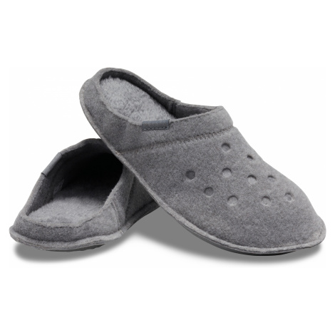 Crocs Classic Slipper Charcoal/Charcoal