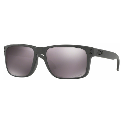 Oakley Holbrook Steel Collection OO9102-B5 PRIZM Polarized