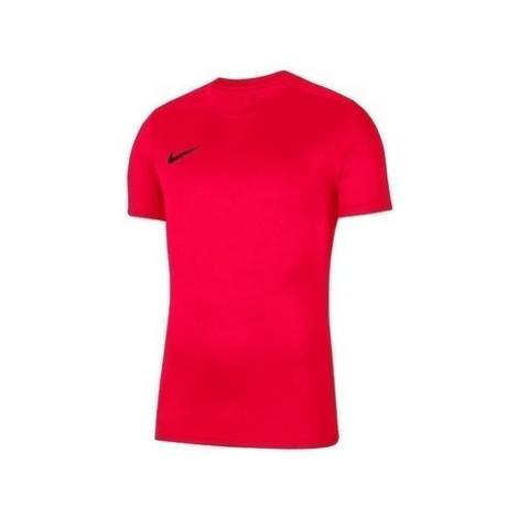 Nike JR Dry Park Vii Červená
