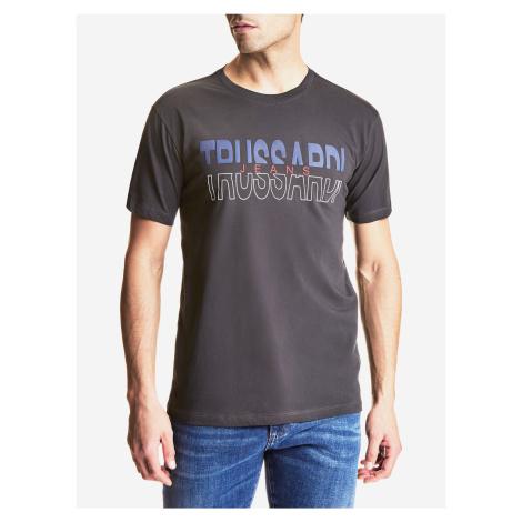 Tričko Trussardi T-Shirt Cotton Jersey Regular Fit Barevná
