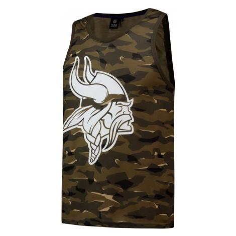 Pánské tílko Fanatics Digi Camo Vest NFL Minnesota Vikings