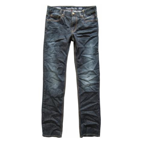 Kalhoty Heavy Tools Florin indigo