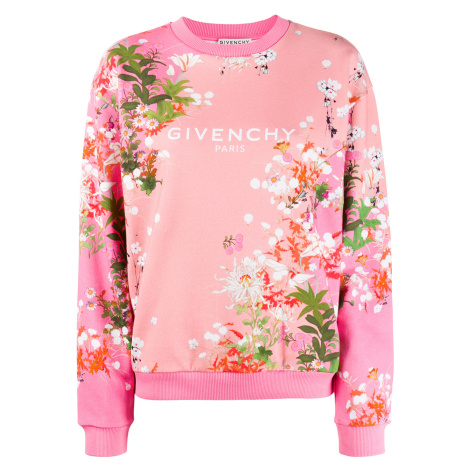 GIVENCHY Floral Printed mikina