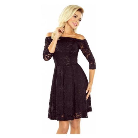 Dámské šaty Numoco 168-1 | černá