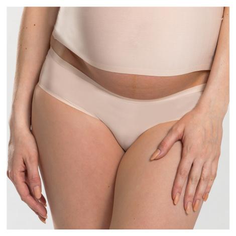 Těhotenské kalhotky Flexi One Mama béžová