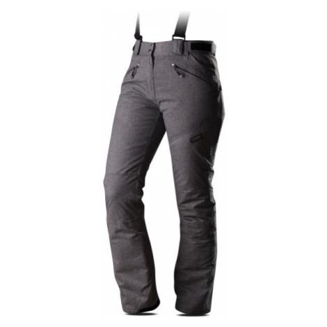 TRIMM PANTHER LADY šedá - Dámské lyžařské kalhoty