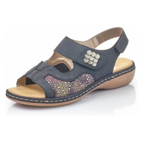 Dámská obuv Rieker 65989-14