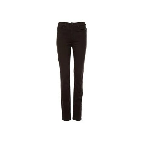 Levi´s® jeans 724 Hig Rise Straight dámské černé