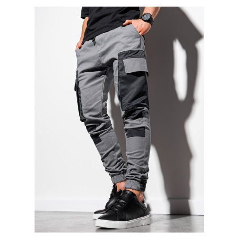 Ombre Clothing Men's joggers P998
