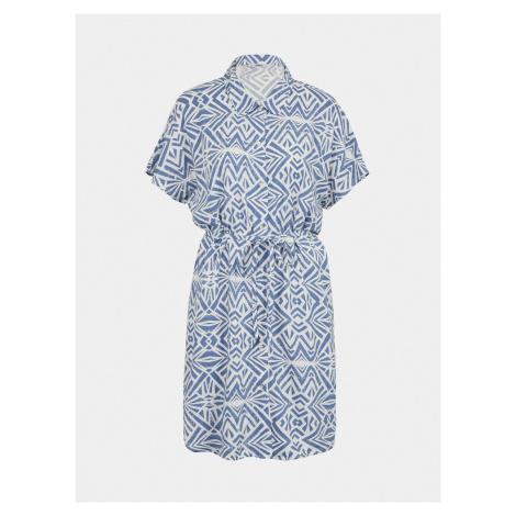 Nova Šaty ONLY Modrá