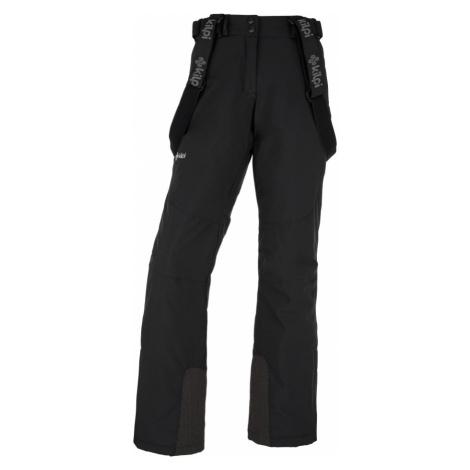 KILPI Dámské lyžařské kalhoty ELARE-W JL0011KIBLK Černá