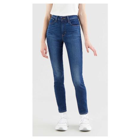 Levi´s® jeans 721 High Rise Skinny Good Evening dámské modré