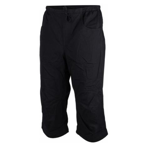 NORTHFINDER BLAINE Pánské 3/4 kalhoty BE-3226OR269 černá