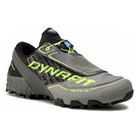 Dynafit boty Feline SL GTX, černá/žlutá