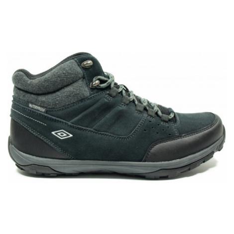 Umbro VALTO tmavě šedá - Pánská outdoorová obuv