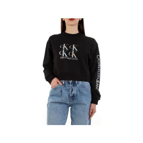 Calvin Klein Jeans J20J215575 Černá