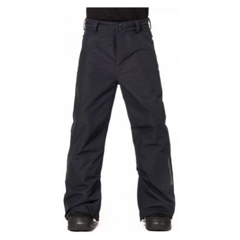 Horsefeathers PINBALL KIDS PANTS černá - Dětské lyžařské/snowboardové kalhoty