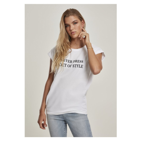 Ladies Never Out Of Style Tee Urban Classics