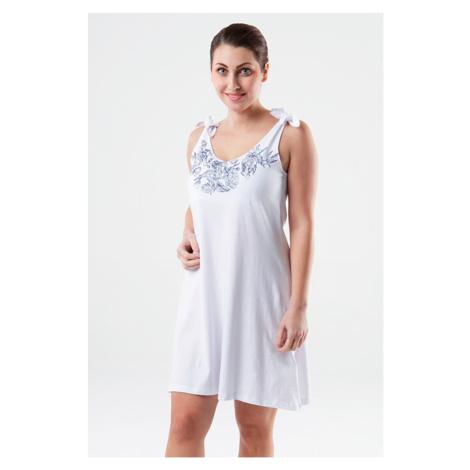 Dámské bílé šaty LOAP Berunka