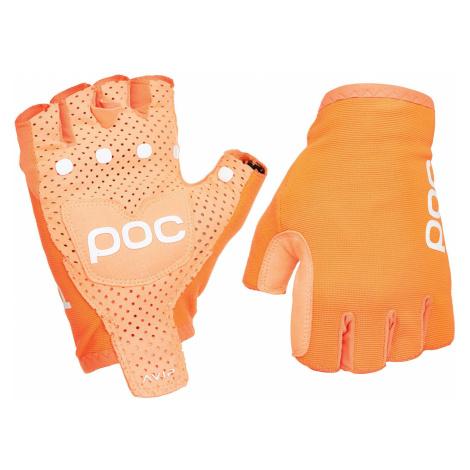 Cyklistické rukavice POC AVIP SHORT oranžová